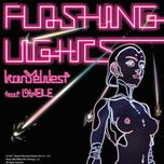flashing lights (explicit single) - kanye west