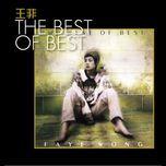 the best of best - vuong phi (faye wong)