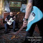 me & my guitar - grzegorz skawinski
