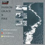 passion grace and fire - paco de lucia, john mclaughlin, al di meola