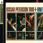 oscar peterson trio plus one - the oscar peterson trio, clark terry
