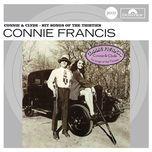 connie & clyde (jazz club) - connie francis