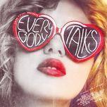 everybody talks (single) - neon trees