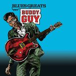 blues greats: buddy guy - buddy guy