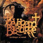 harbinger of metal - reverend bizarre