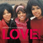 love songs - diana ross, the supremes