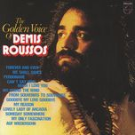 golden voice of demis roussos - demis roussos