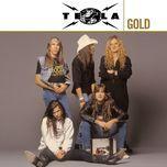 gold - tesla