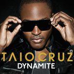 dynamite (ep) - taio cruz