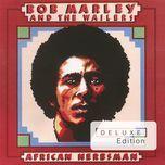african herbsman - bob marley, the wailers