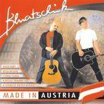 made in austria - bluatschink