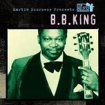 martin scorsese presents the blues: b.b. king - b.b. king