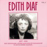 1937-1938 - edith piaf
