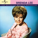 classic brenda lee - the universal masters collection - brenda lee