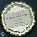 an evening with george shearing and mel torme - mel torme, george shearing