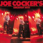 joe cocker's greatest hits - joe cocker