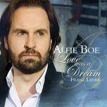 love was a dream - alfie boe, michael rosewell, scottish opera orchestra