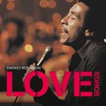 love songs - smokey robinson
