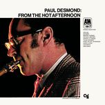 from the hot afternoon - paul desmond