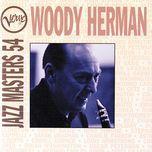 verve jazz masters 54 - woody herman