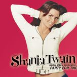 party for two (single) - shania twain