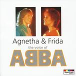 the voice of abba - agnetha faltskog, frida