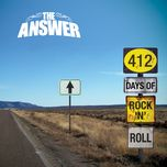 412 days of rock and roll - the answer
