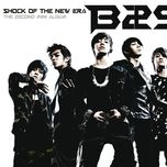 shock of the new era (mini album) - beast