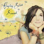 sunseed - hayley sales