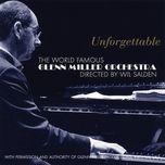 unforgettable - the glenn miller orchestra