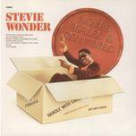 signed sealed and delivered - stevie wonder