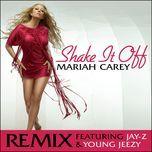 shake it off (remix) (single) - mariah carey, jay-z, young jeezy