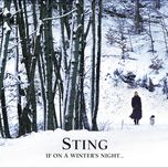 if on a winter's night (japan version) - sting