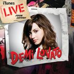 live from london (ep) - demi lovato