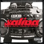 back into your system (explicit) - saliva