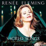 sacred songs (us bonus track) - renee fleming