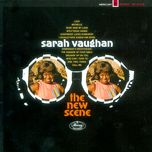 the new scene - sarah vaughan