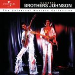 classic brothers johnson (the universal masters collection) - the brothers johnson
