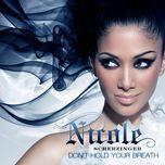 don't hold your breath (single) - nicole scherzinger