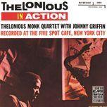 thelonious in action - thelonious monk quartet