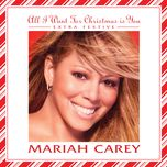 all i want for christmas is you (extra festive) (single) - mariah carey