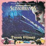 edward scissorhands (original motion picture soundtrack) - danny elfman