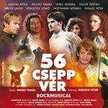 56 csepp ver (soundtrack from the musical) - v.a