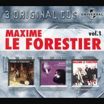 3cd volume 1 - maxime le forestier