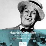 heritage-rendez-vous a paris (1954-1969) - maurice chevalier