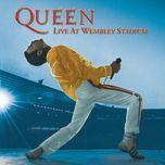 live at wembley stadium - queen