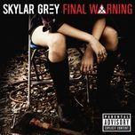 final warning (explicit single) - skylar grey