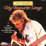 my favorite songs - rod stewart
