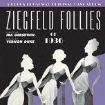 the ziegfeld follies of 1936 (original cast recording) - v.a