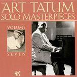 the art tatum solo masterpieces, vol. 7 - art tatum